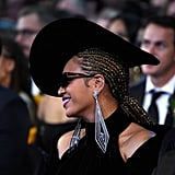 Beyoncé's Cornrows in 2018