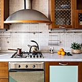 Kitchen: Counters and Stovetop
