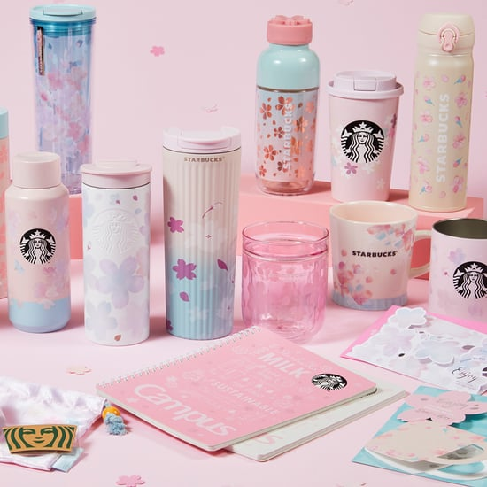Starbucks Sakura Fuwari Cherry Blossom Collection | Photos