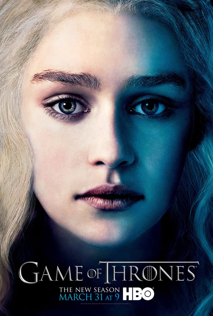 Game of Thrones Season 3 Character Posters