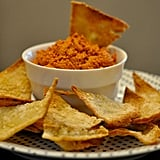 Muhammara With Pita Chips