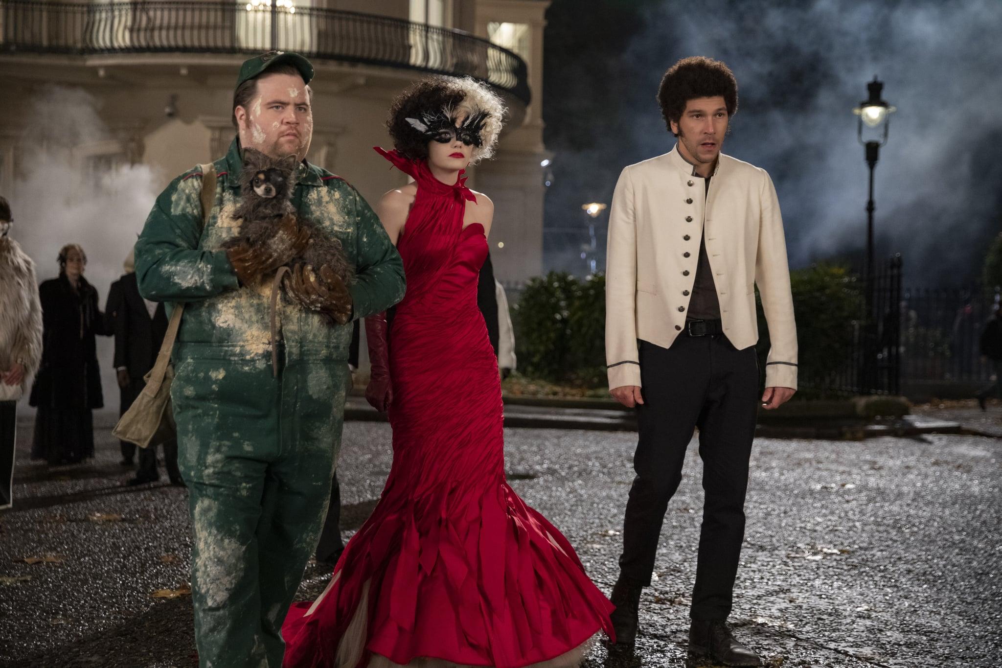 Cruella's Costume Designer on Dressing Emma Stone | POPSUGAR Fashion