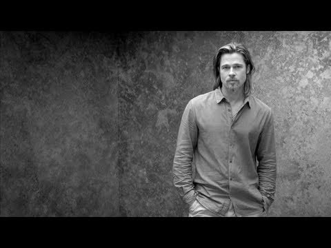 Brad Pitt Gets All Artsy For Chanel