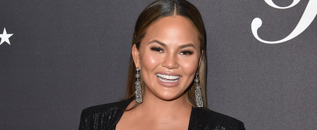 "Chrissy Teigen's Love For Her Gray Hair Has the Internet Cheering ""YAS, CRUELLA!"""