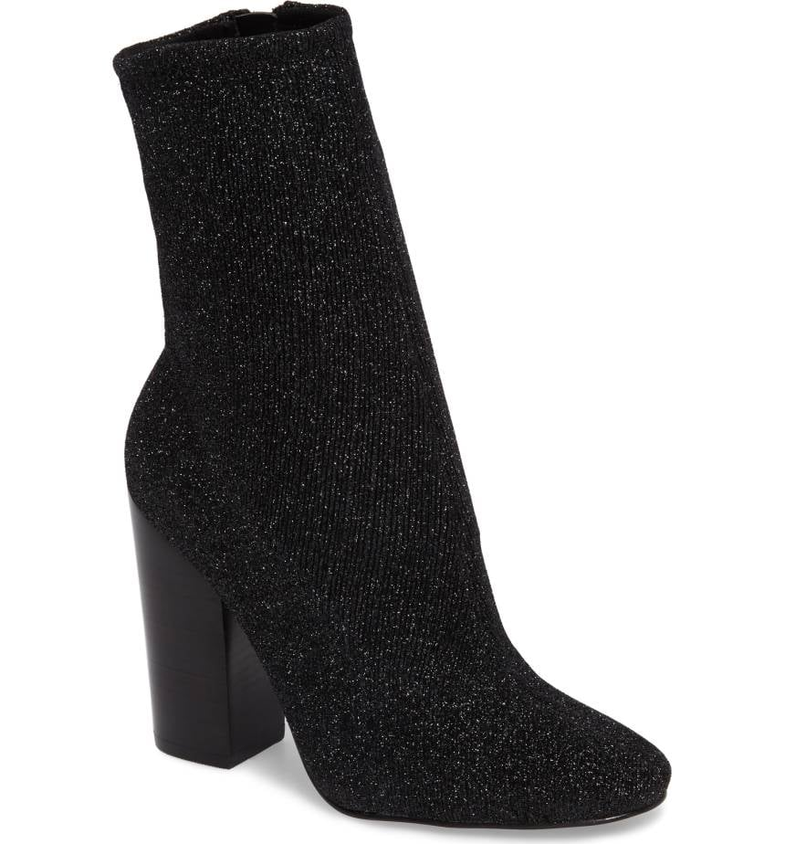 02af205fe31c ... Kendall + Kylie Hailey Glitter Bootie ...
