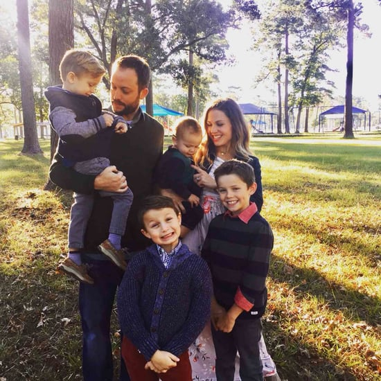 Woman Says There's Nothing Wrong With Being Just a Mom