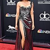 Padma Lakshmi at the 2018 Billboard Music Awards