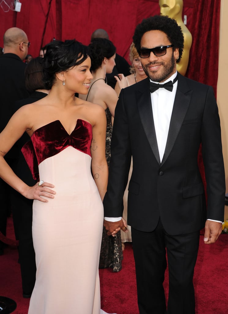 Ever notice how Lenny Kravitz's cool rocker facade completely fades away when he's with his daughter, Zoë? We have, and it's pretty darn adorable. The two have proven time and time again that they're one of the coolest (if not the coolest) father-daughter duos in Hollywood as they hit the red carpet together, and their sweet appearances just keep getting sweeter. While it's clear that Zoë shares a special bond with her look-alike mother, Lisa Bonet, and stepfather Jason Momoa, we can't help but admire all the moments she's shared with her father over the years.       Related:                                                                                                           28 Pictures That Prove Zoë Kravitz Had No Choice but to Be Ridiculously Good Looking