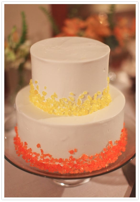 rock candy wedding cakes a cake that uses pop rocks for a pop of color how 19244
