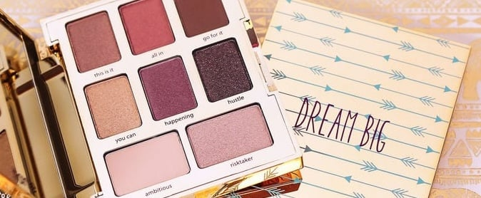 Tarte Dream Big Palette Review