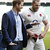 Harry and James Haskell