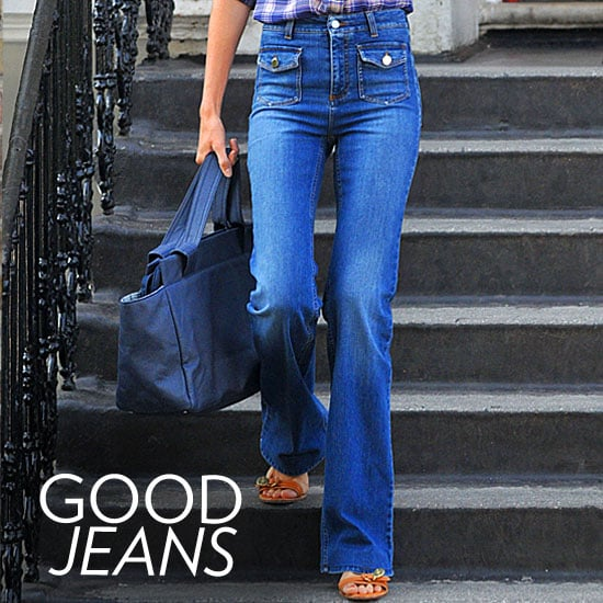 20 Denim Stars to Emulate For Fall