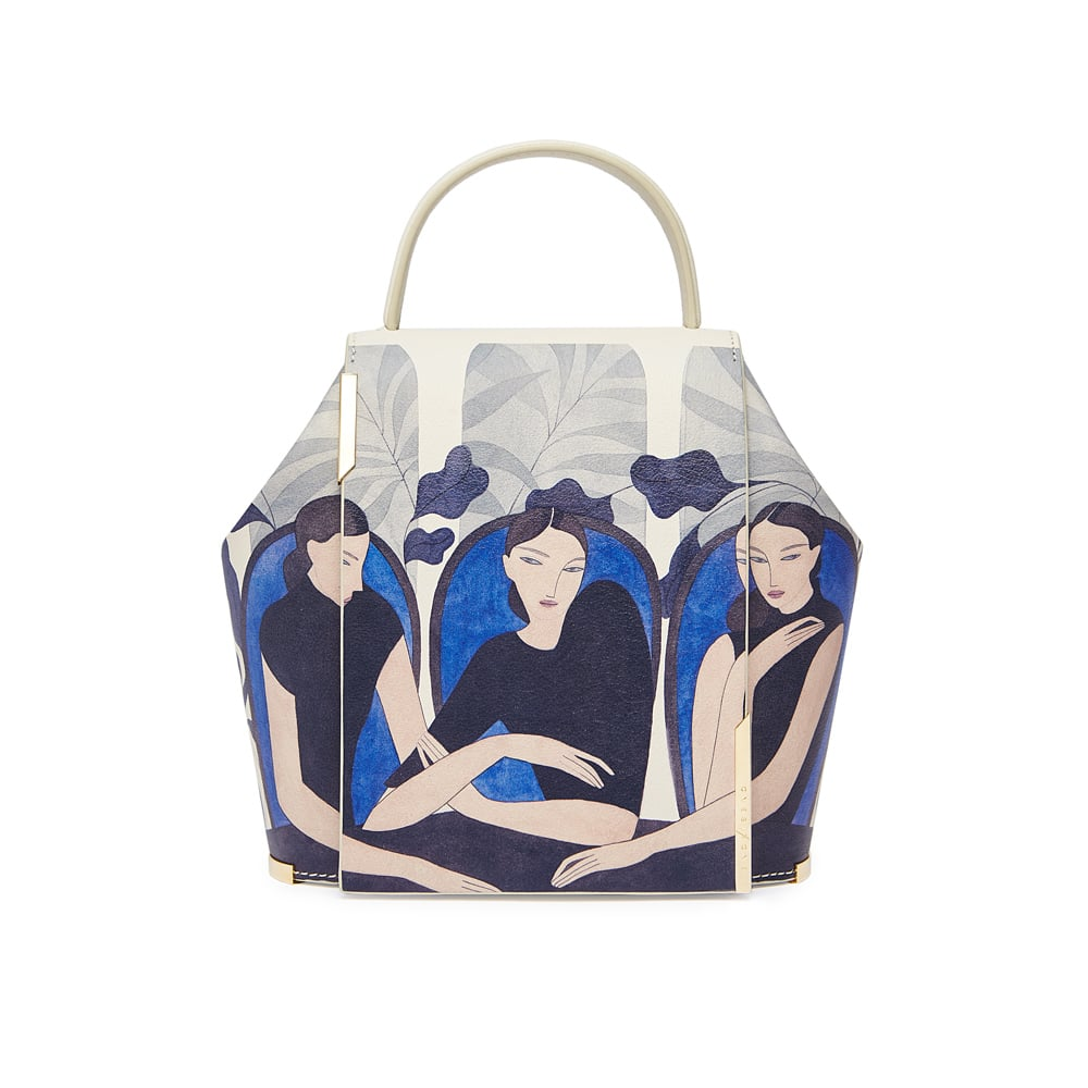 My Pick: Onesixone x Kelly Beeman Gaia Pequeño Girls and Chairs Bag