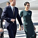 Prince Harry and Meghan Markle Ireland Tour Pictures