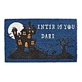 Haunted House Doormat