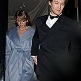 Taylor Swift and Joe Alwyn Attending a BAFTAs Afterparty in Feb. 2019