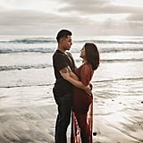 Romantic Beach Couple Pictures