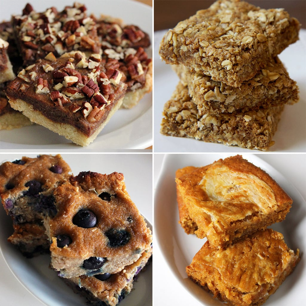 Healthy Dessert Bar Recipes