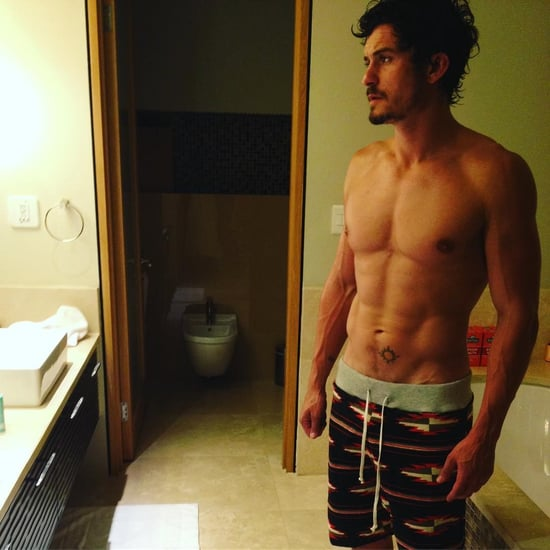 Katy Perry Instagram Comment About Orlando Bloom's Abs