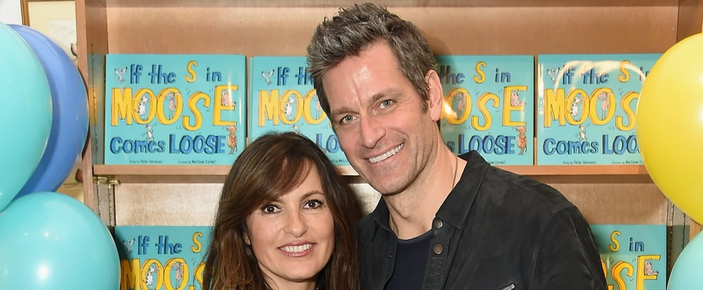 Mariska Hargitay Reveals How She Feels About Peter Hermann's Steamy Scenes on Younger