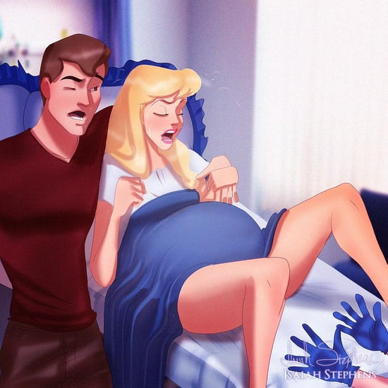 See Disney Princesses as Parents