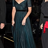 Kate's Go-To Jenny Packham Gown