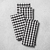 This stylish Gingham Napkin Set ($10) will never go out of style.