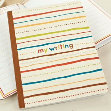 "Compendium ""My Writing"" Journal ($6)"