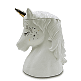 Unicorn Shaped Cookie Jar