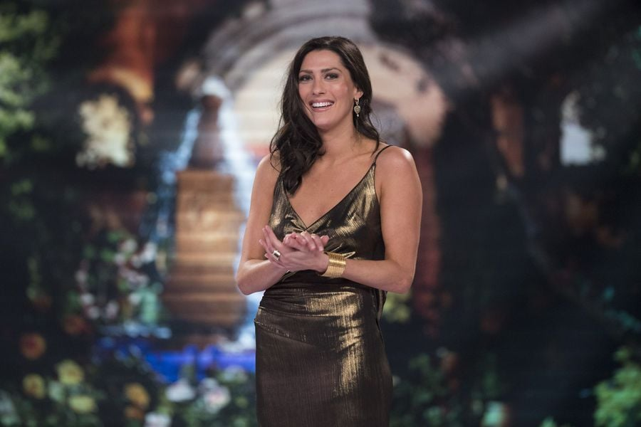 e665743530a1 Becca Kufrin went through a lot on The Bachelor — you know with the  dramatic season finale