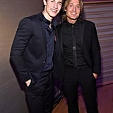 Shawn Mendes and Keith Urban
