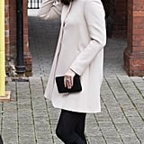 Kate Capped Off Her Look With Russell & Bromley Boots