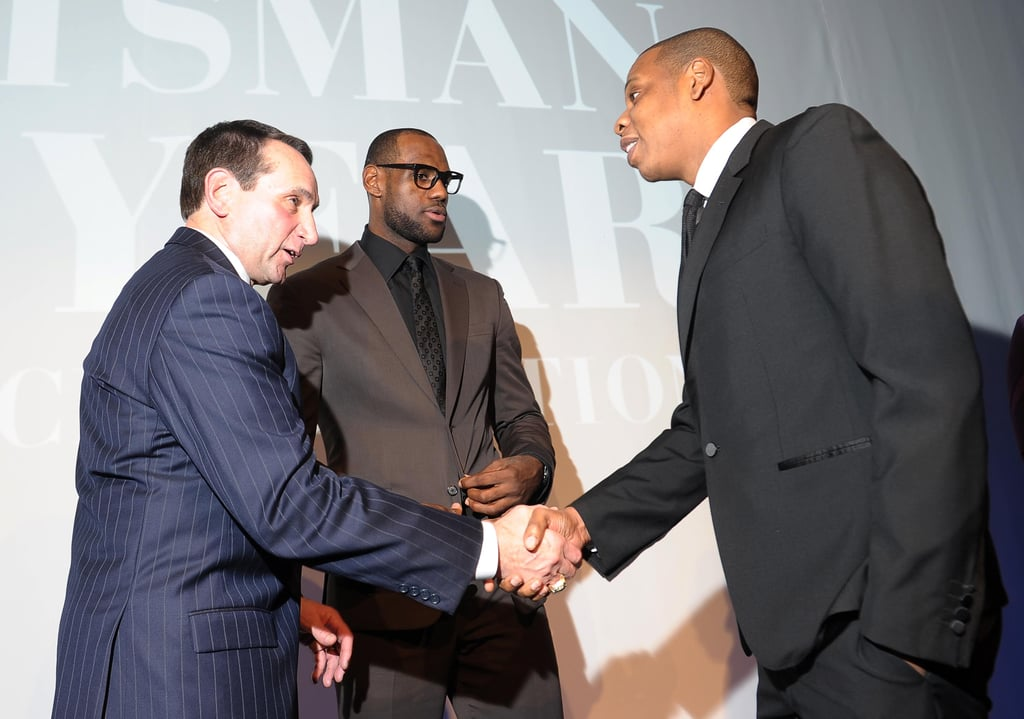 Beyoncé and Jay-Z Help Honor Their Pal LeBron James