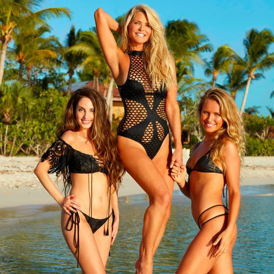 Christie Brinkley SI Swimsuit Issue 2017