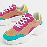 ASOS Design Destined Chunky Sneakers