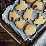 Bake Halloween-shaped cookies.