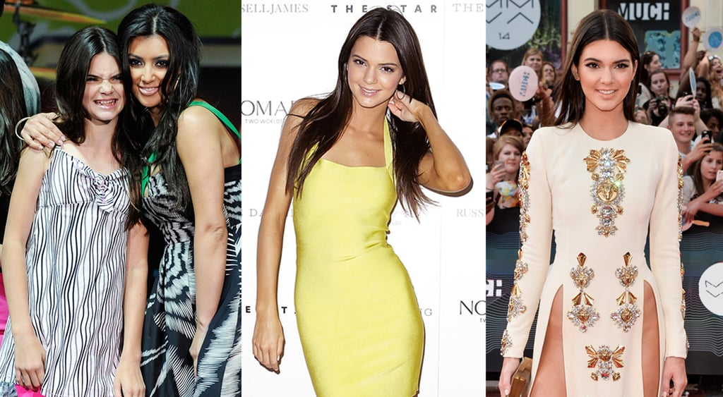 Kendall Jenner's Evolution | Transformation Pictures