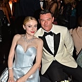 Pictured: Dakota Fanning and Luke Evans