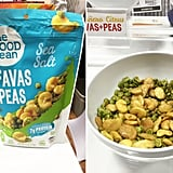 The Good Bean Favas and Peas in Sea Salt ($4)