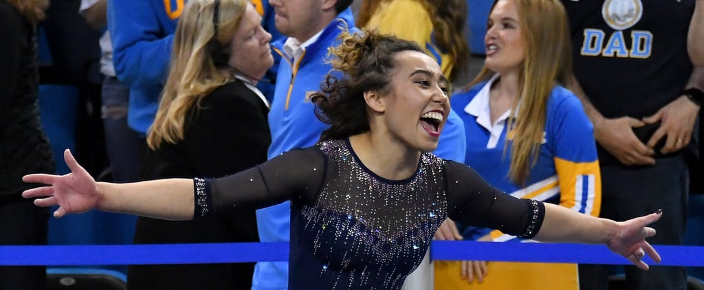 Katelyn Ohashi Responds to Body Shaming