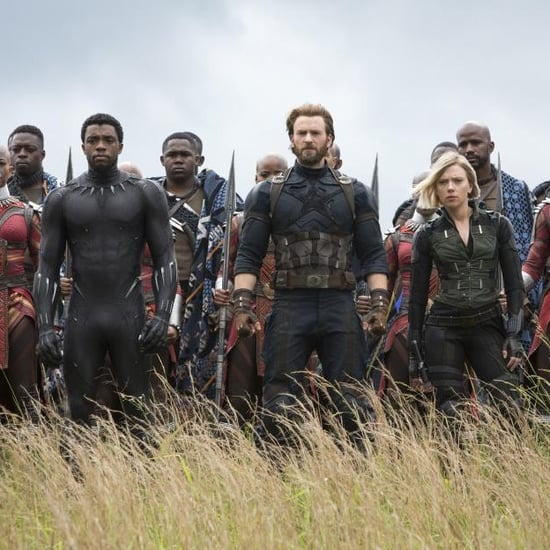 Avengers Infinity War Photos