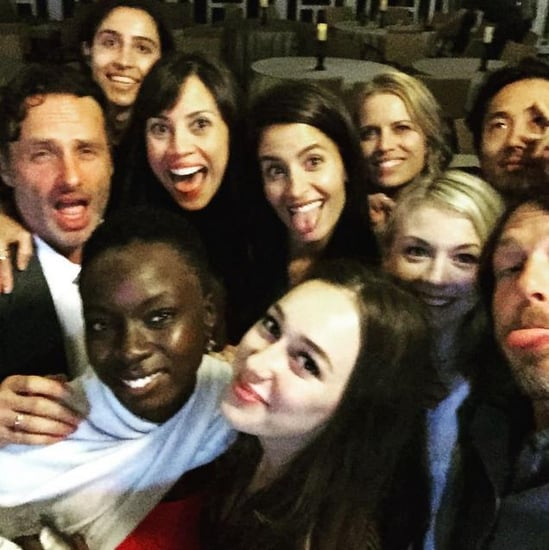 The Walking Dead and Fear the Walking Dead Casts Picture