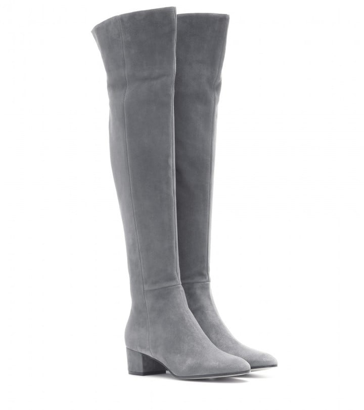 When To Start Wearing Knee High Boots Popsugar Fashion