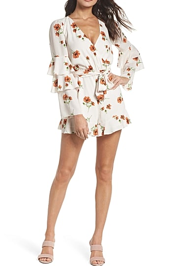 Best Rompers at Nordstrom 2018