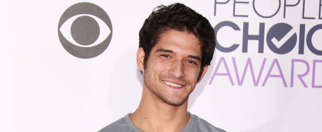 The Smokin' Hot Cast of Teen Wolf Nearly Set the PCAs Red Carpet on Fire