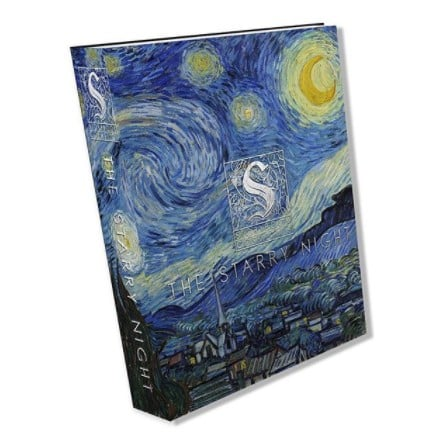 Storybooks Cosmetics Starry Night Vincent Van Gogh Palette