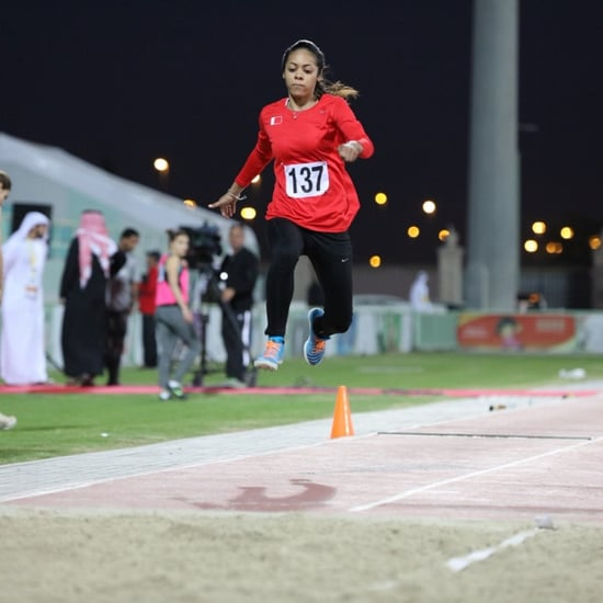 Saudi Arabia at Arab Women Sports Tournament