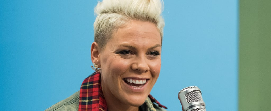 10 Things You Definitely Didn't Know About Pink's Badass Approach to Parenting
