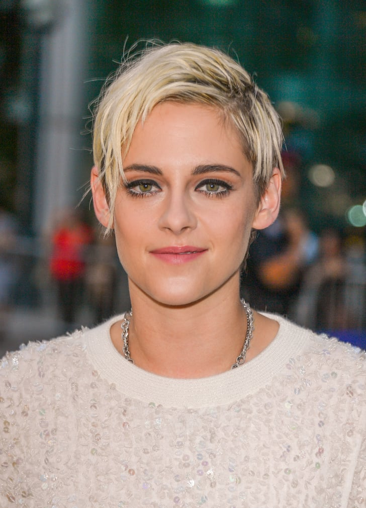 Kristen Stewart Hair at Chanel Show January 2019 ...