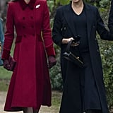 Kate Loves a Catherine Walker Coat